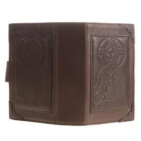 Capa breviário vol. único couro s3