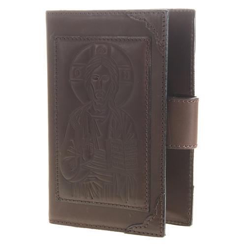 Capa breviário vol. único couro 1