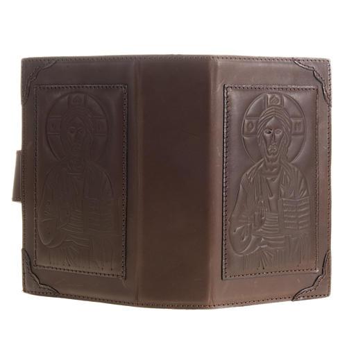 Capa breviário vol. único couro 3