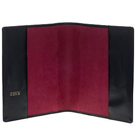 Messbuch Einband schwarz pressvergoldet s8