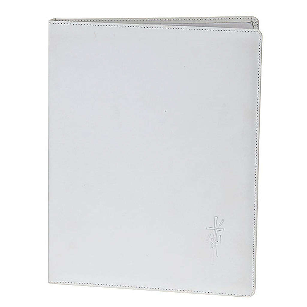 Rite-folder white leather jack 4