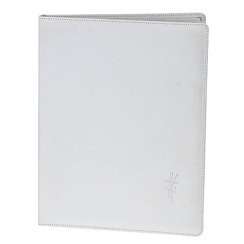 Rite-folder white leather jack 1
