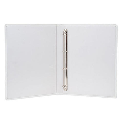 Rite-folder white leather jack 2