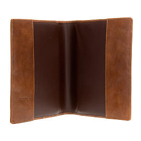 Genuine leather slipcase for Lectionary with Pantocrator s4