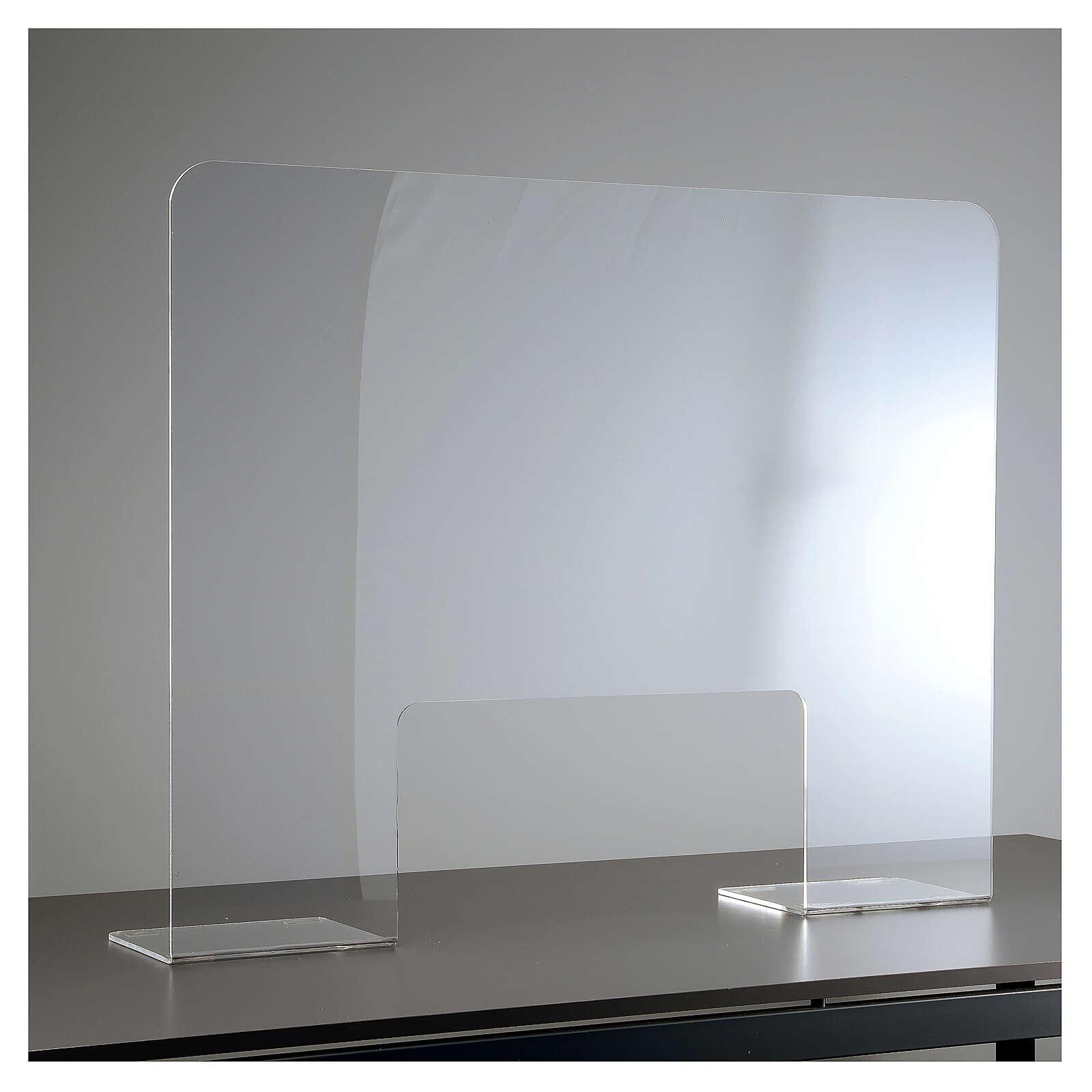 Barreira de proteção acrílico 65x100 cm, 8 mm de espessura 3