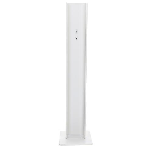 Porta Dispenser per disinfettante mani forex e plexiglass ESTERNO 6