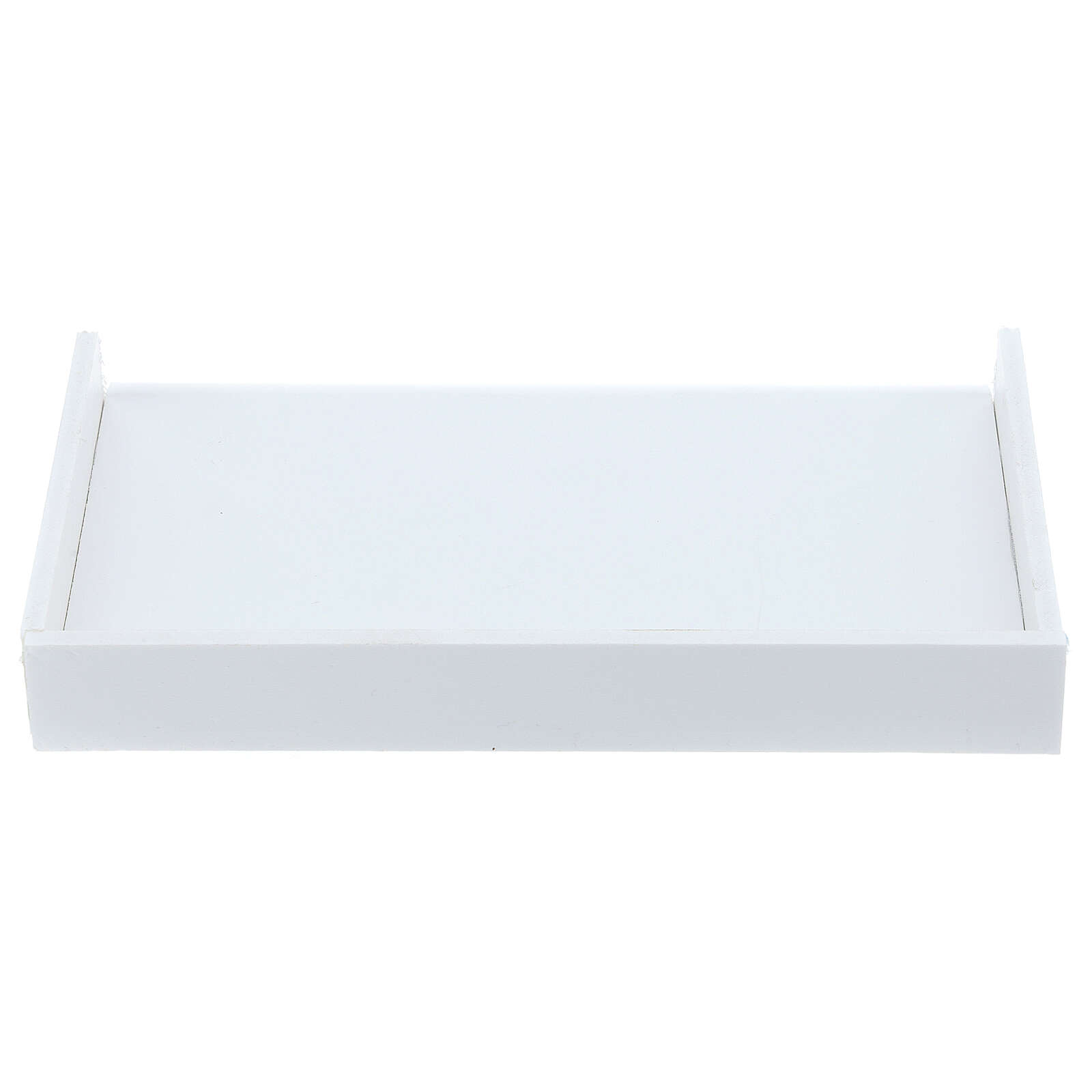Shelf for medical glove box 14x17 cm, forex with screws for PF000003 3