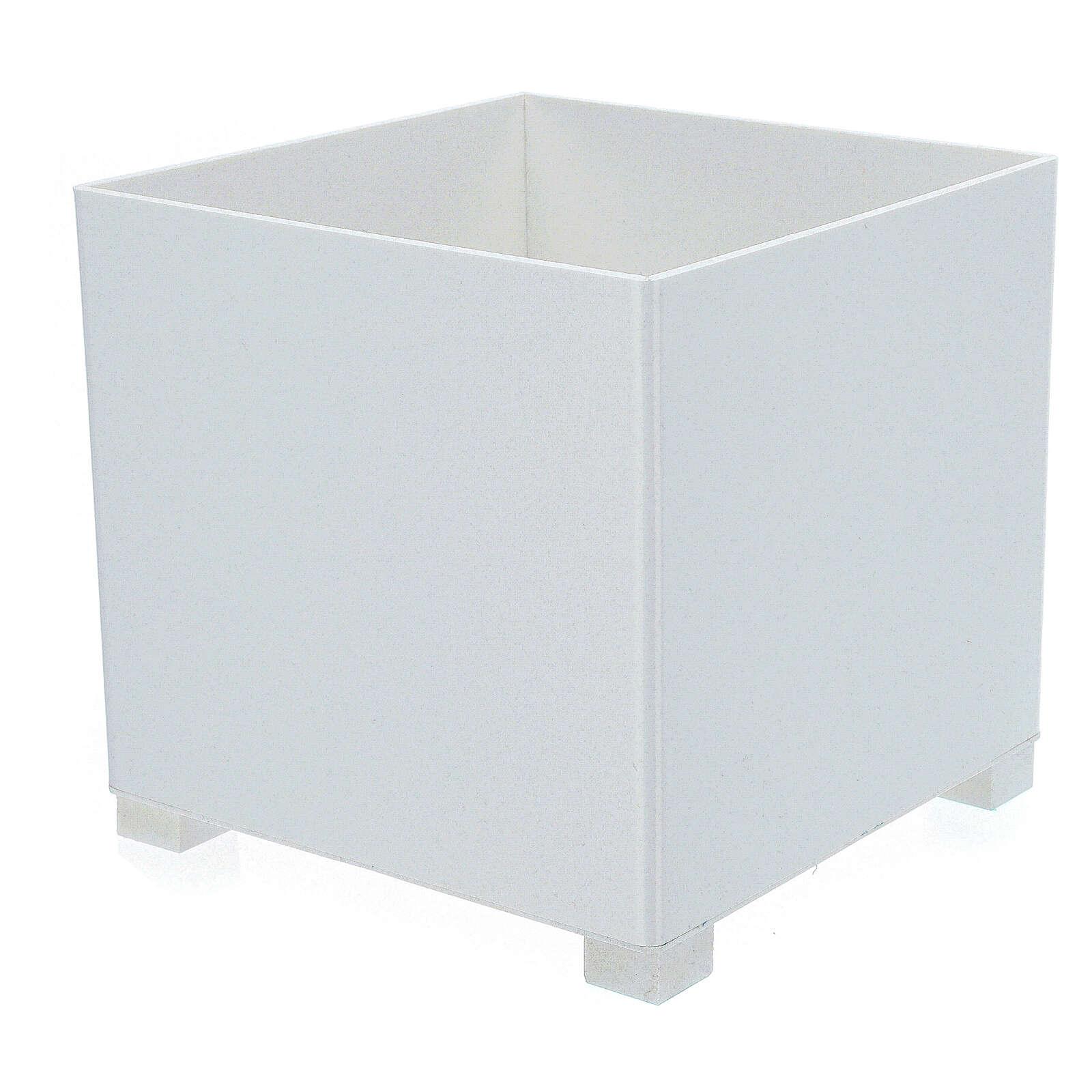 Waste bin for gloves in forex for dispenser PF000003 3