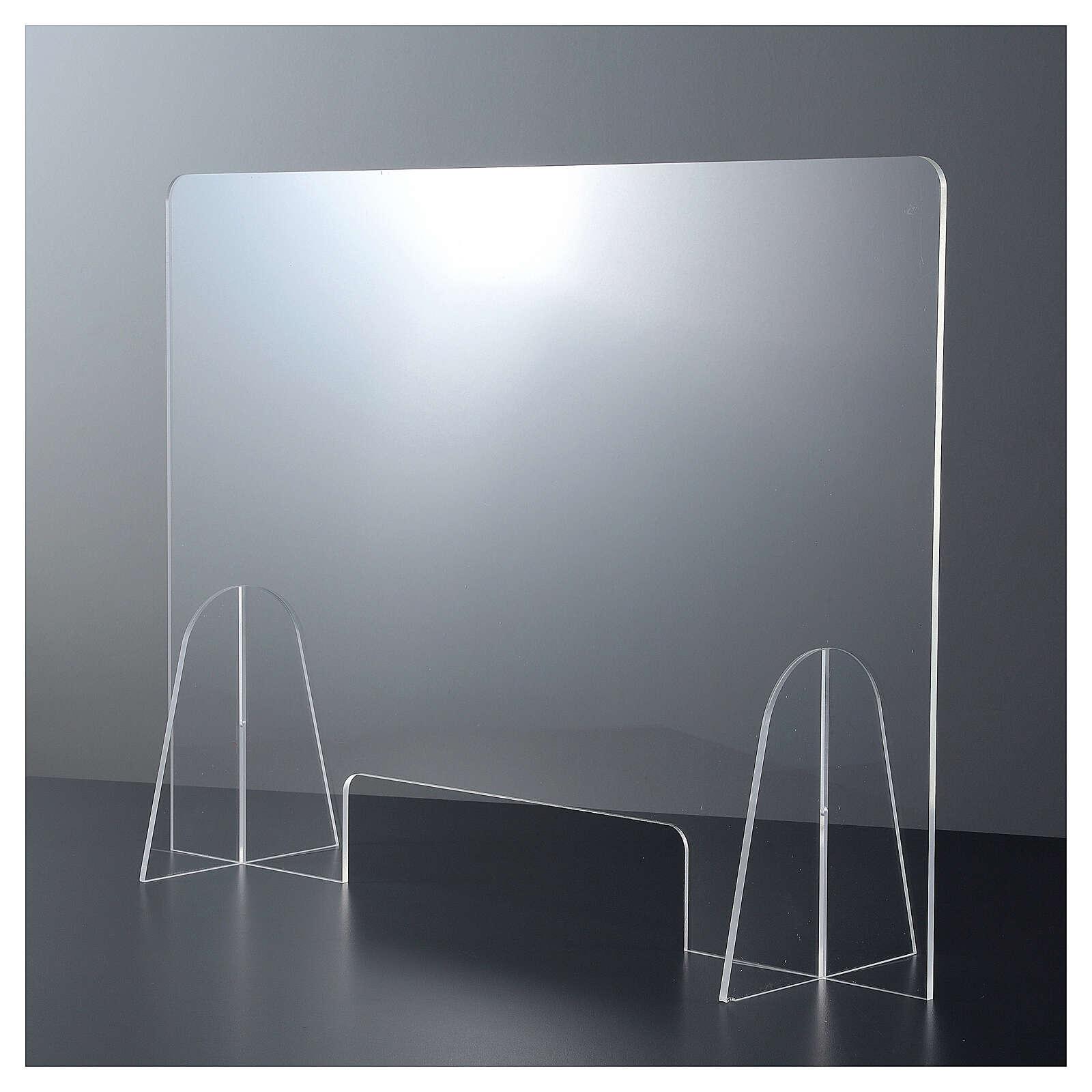 Plexiglass panel 66x98 window 20x40 cm 3