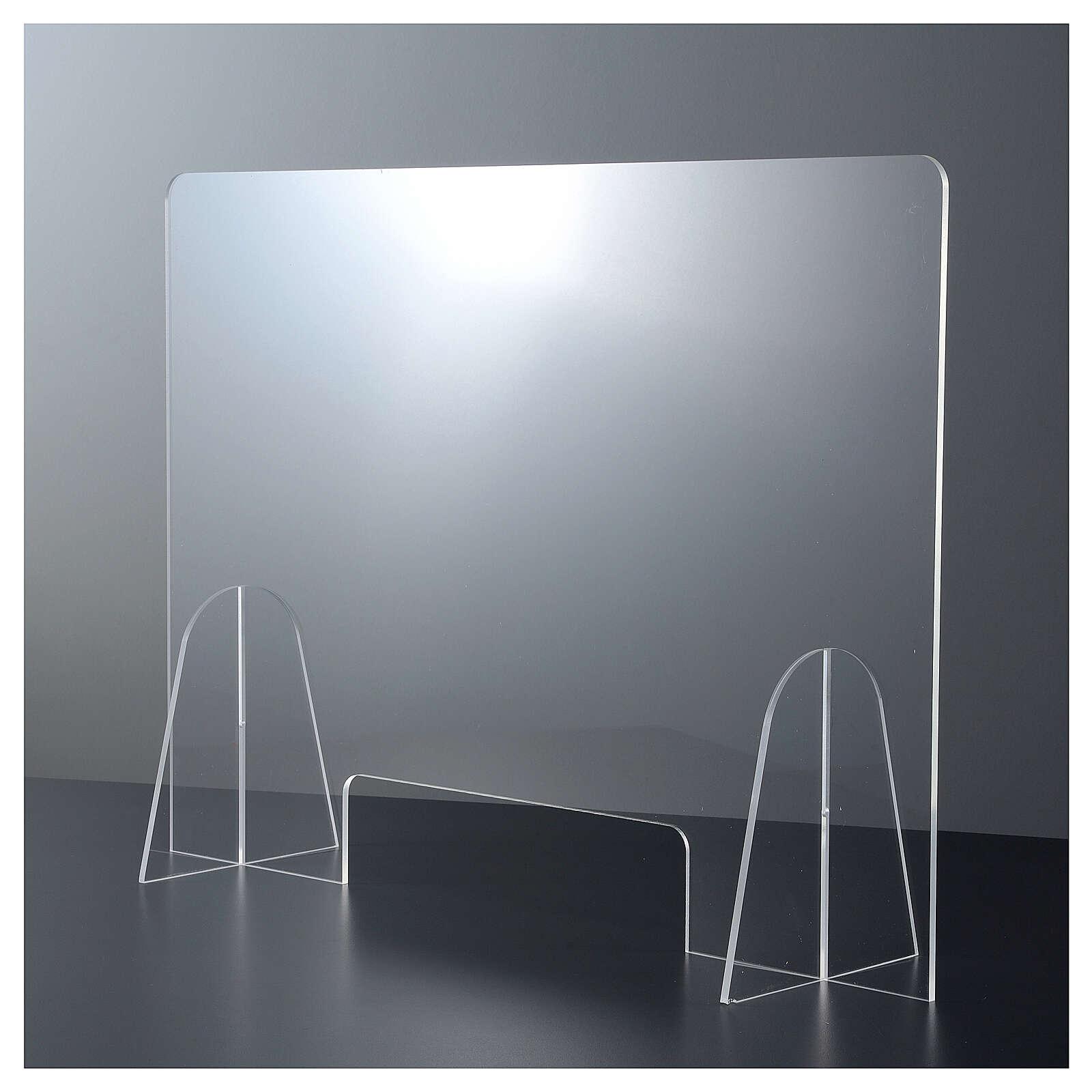 Plexiglass panel 50x70 window 15x30 cm 3