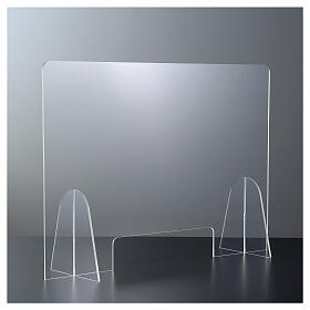 Lastra parafiato plexiglass 50x70 finestra 15x30 s2