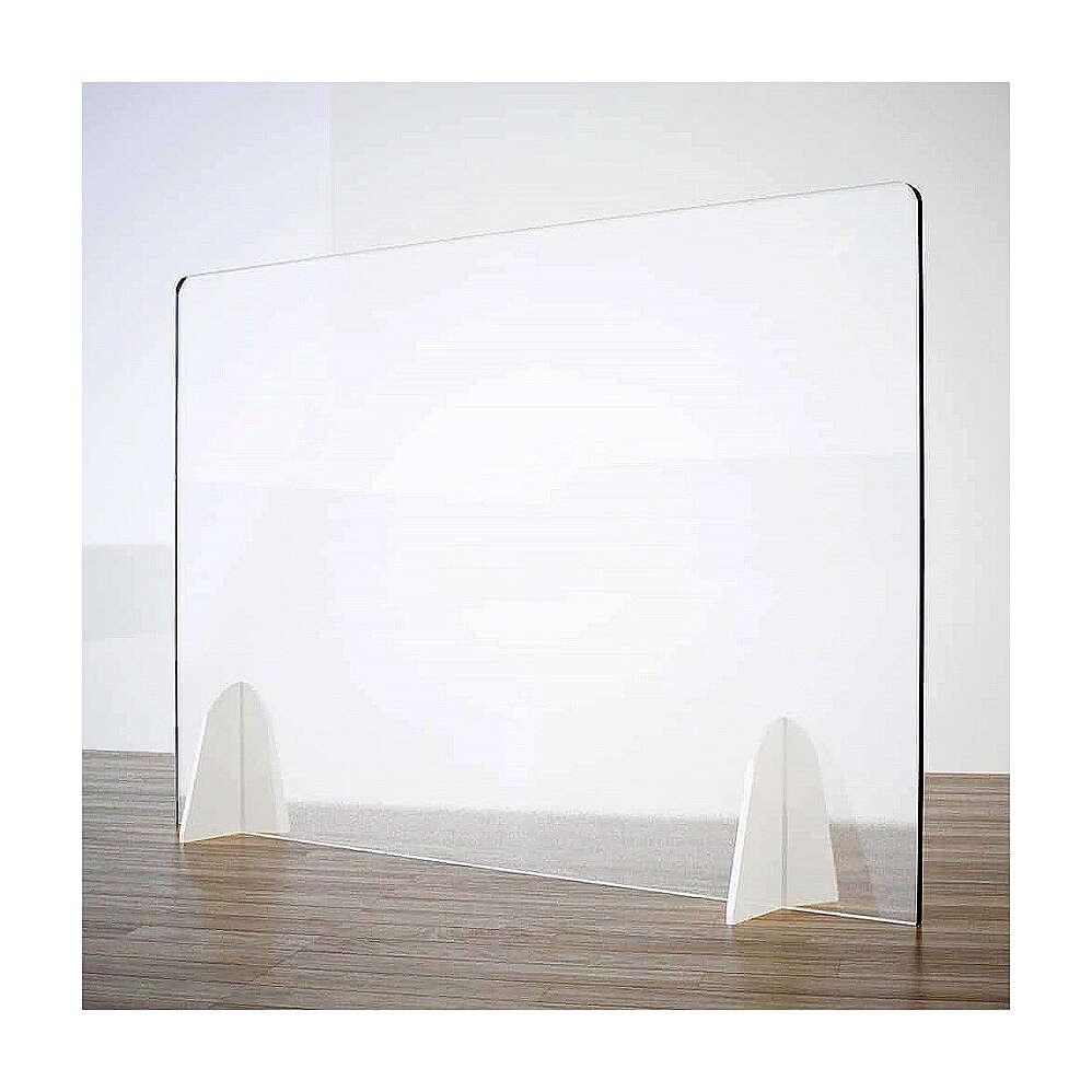 Krion table panel - Drop design h 50x180 3