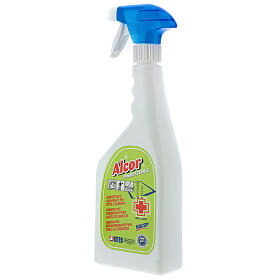 Desinfektionsspray für den professionellen Einsatz, Alcor, 750 ml s5