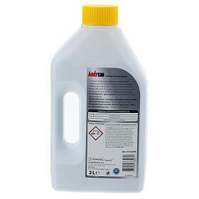 Detergente higienizante profissional Andysan 2 litros s2