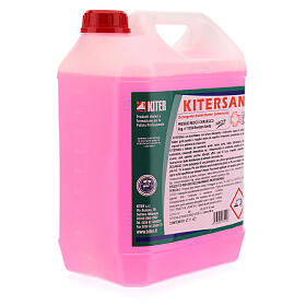 Kitersan détergent désinfectant bactéricide 5 litres s3