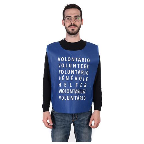 Volunteer vest, polyester 1