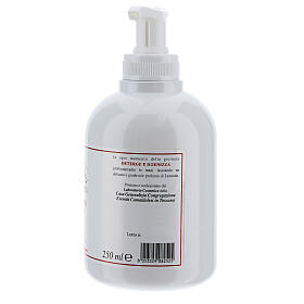 Camaldoli hand washing gel 250 ml s2