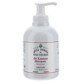 Gel nettoyant mains détergent Camaldoli 250 ml s1