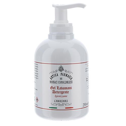 Gel nettoyant mains détergent Camaldoli 250 ml 1
