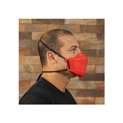 iMask2, Mund- und Nasenschutz, rot 7