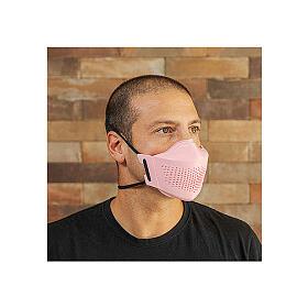 iMask2, Mund- und Nasenschutz, rosa s1