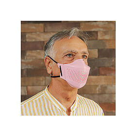iMask2, Mund- und Nasenschutz, rosa s4