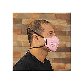 iMask2, Mund- und Nasenschutz, rosa s7