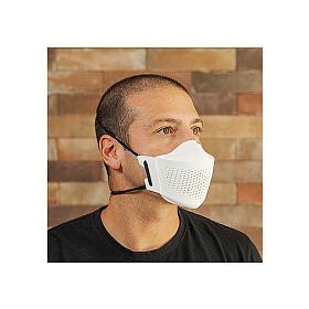Máscara iMask2 branca s1