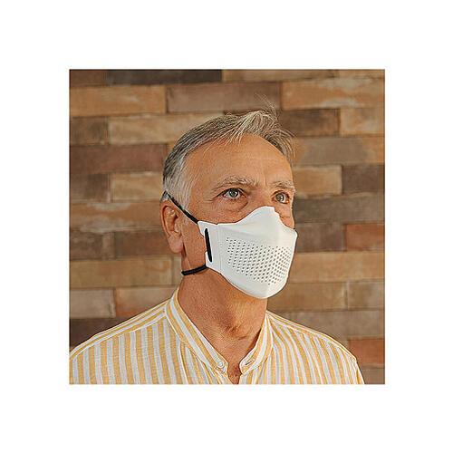 Máscara iMask2 branca 4