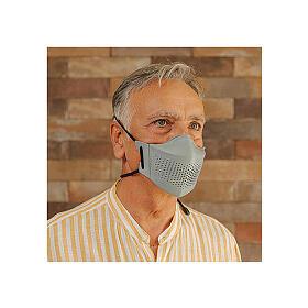 iMask2, Mund- und Nasenschutz, grau s7