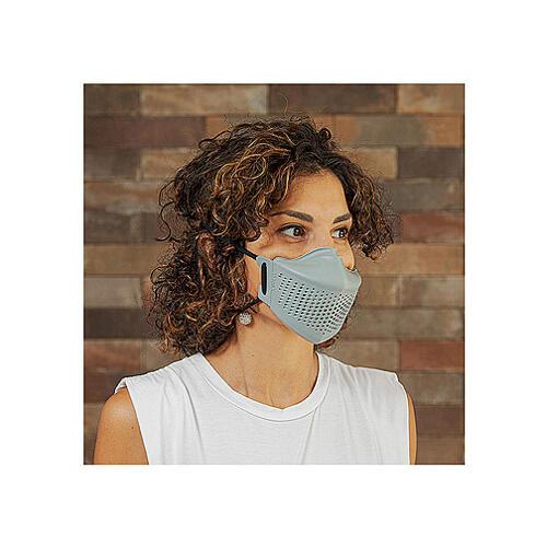iMask2, Mund- und Nasenschutz, grau 1