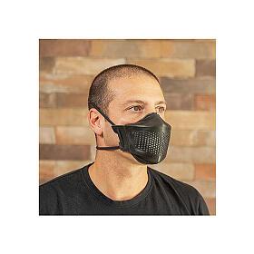 iMask2, Mund- und Nasenschutz, schwarz s4