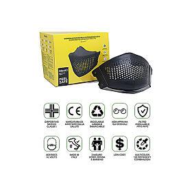 iMask2, Mund- und Nasenschutz, schwarz s5