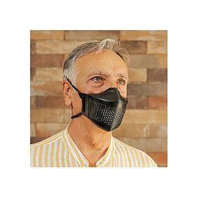 iMask2, Mund- und Nasenschutz, schwarz s7