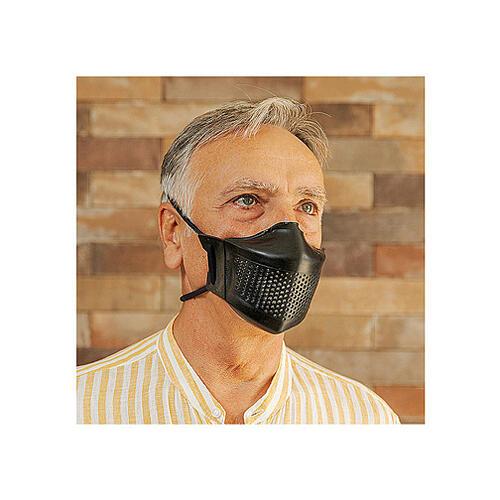 iMask2, Mund- und Nasenschutz, schwarz 7