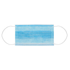 Surgical face mask single-use Type IIR s1