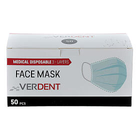 Surgical face mask single-use Type IIR s2