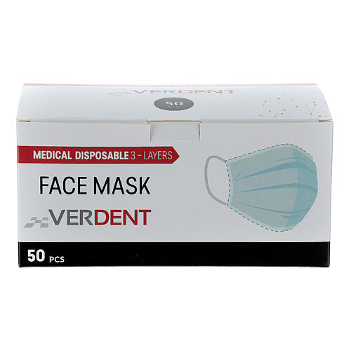 Surgical face mask single-use Type IIR 2