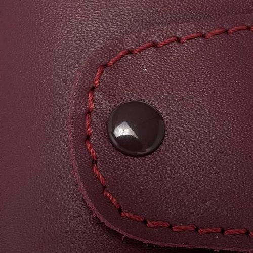Porte- clés cuir 6 attaches image Miraculeuse 4