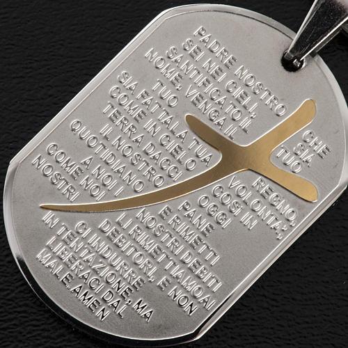 Porte- clés Notre Père ITA 2