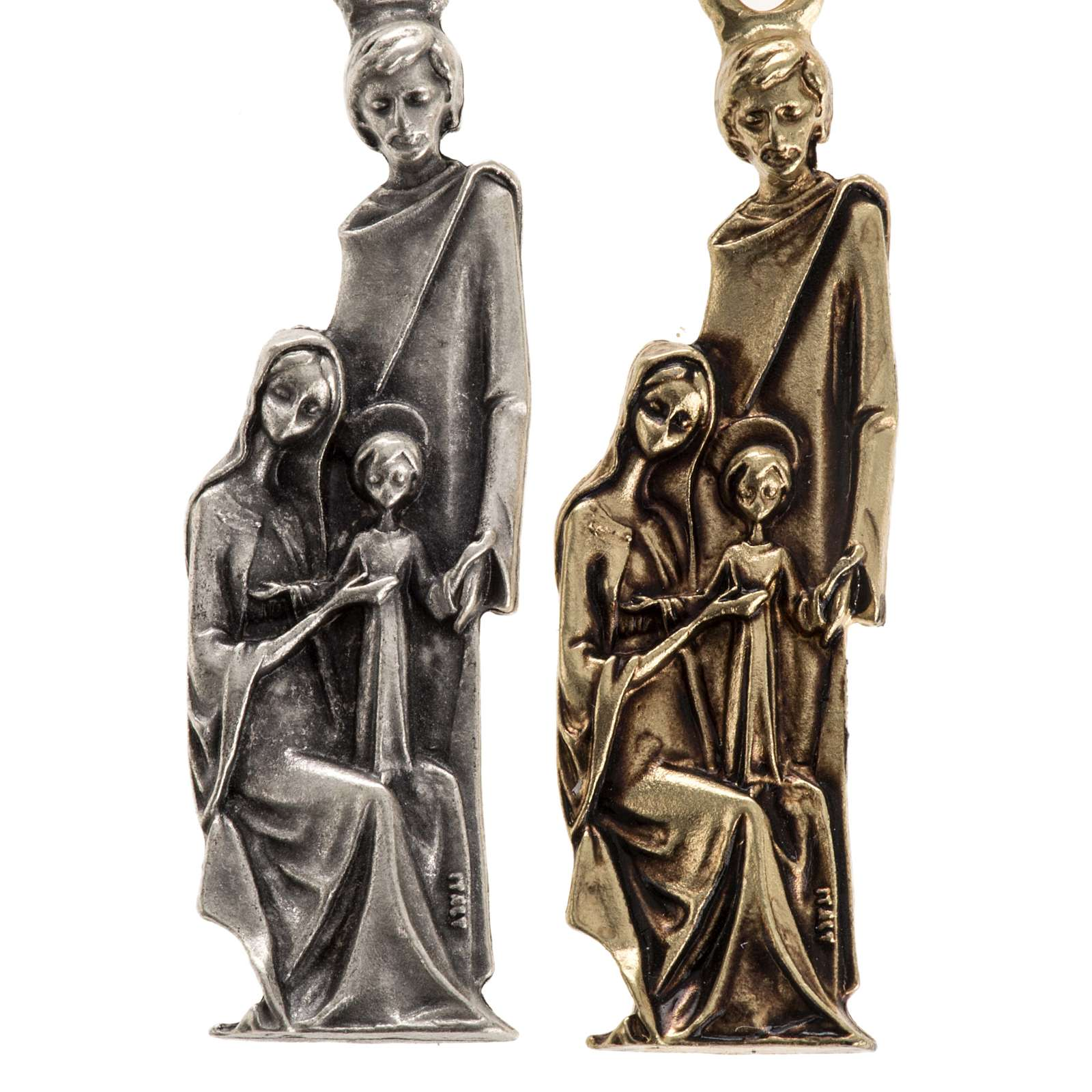 Keychain with Holy Family 3