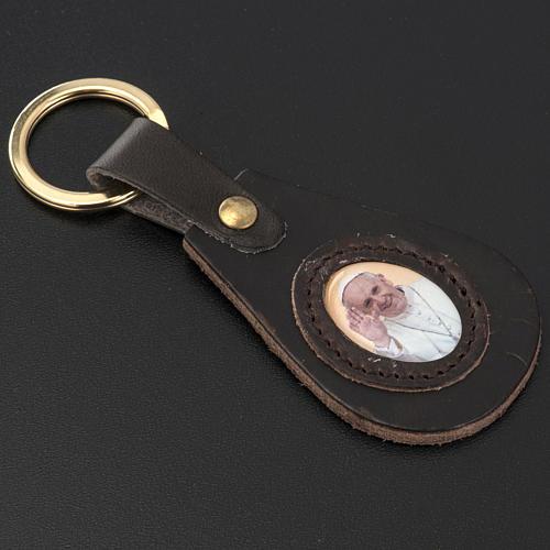 Porte clé goute Pape Francois 2