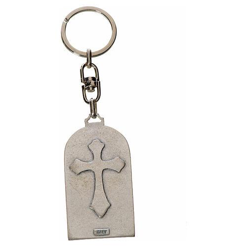 Jesus Keychain in zamak 2
