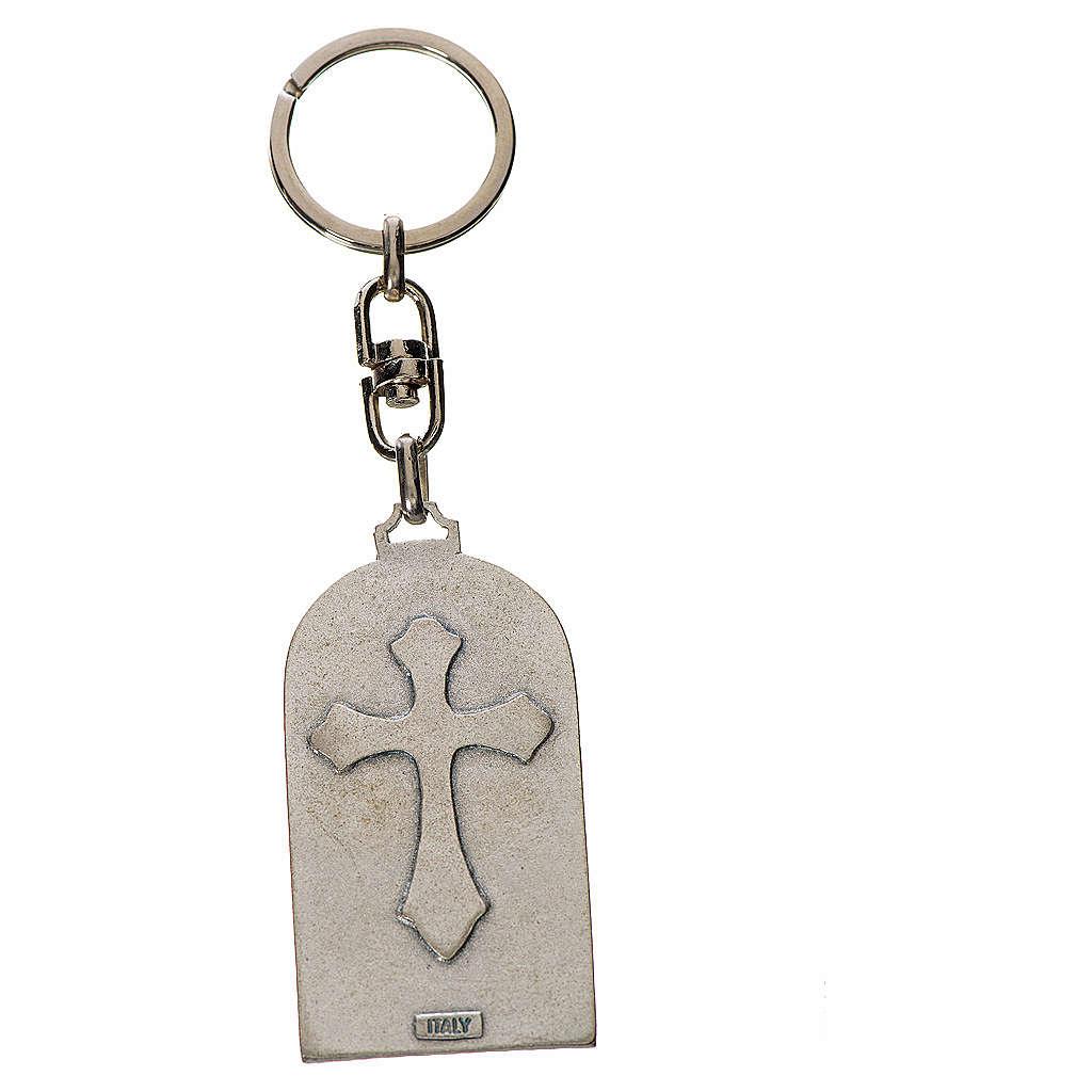 Jesus Keychain in zamak 3