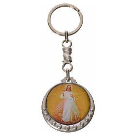 Porte-clé Christ Miséricordieux s1