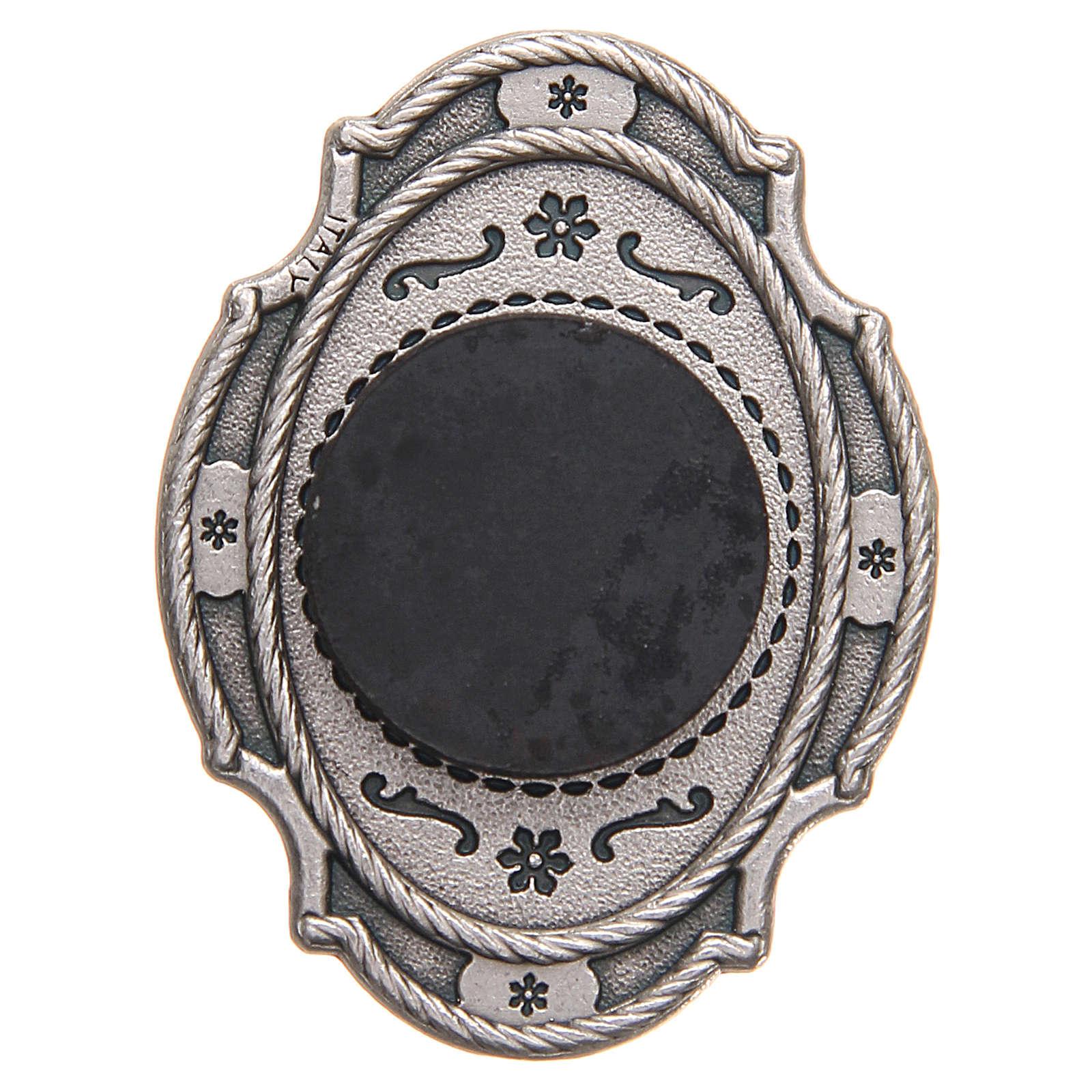 STOCK Aimant métal Jubilé Miséricorde 3
