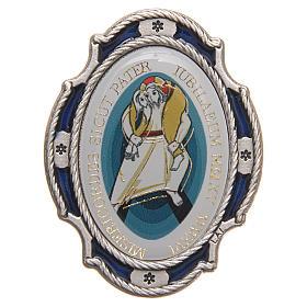 Magnesy Święci Matka Boża Papież: STOCK Magnes metal Jubileusz Miłosierdzia
