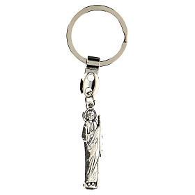Porte-clé Saint Judas 4,5 cm s1