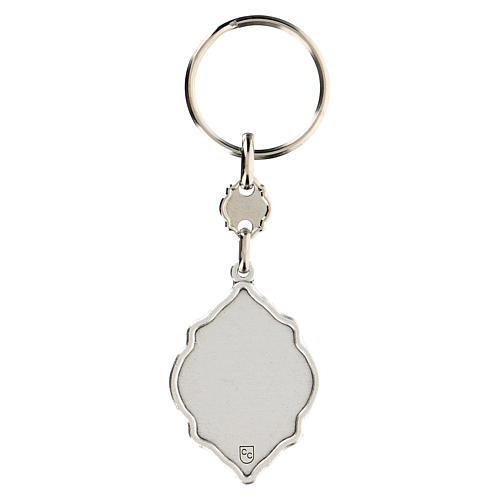 Porte-clé Notre-Dame de Fatima 2
