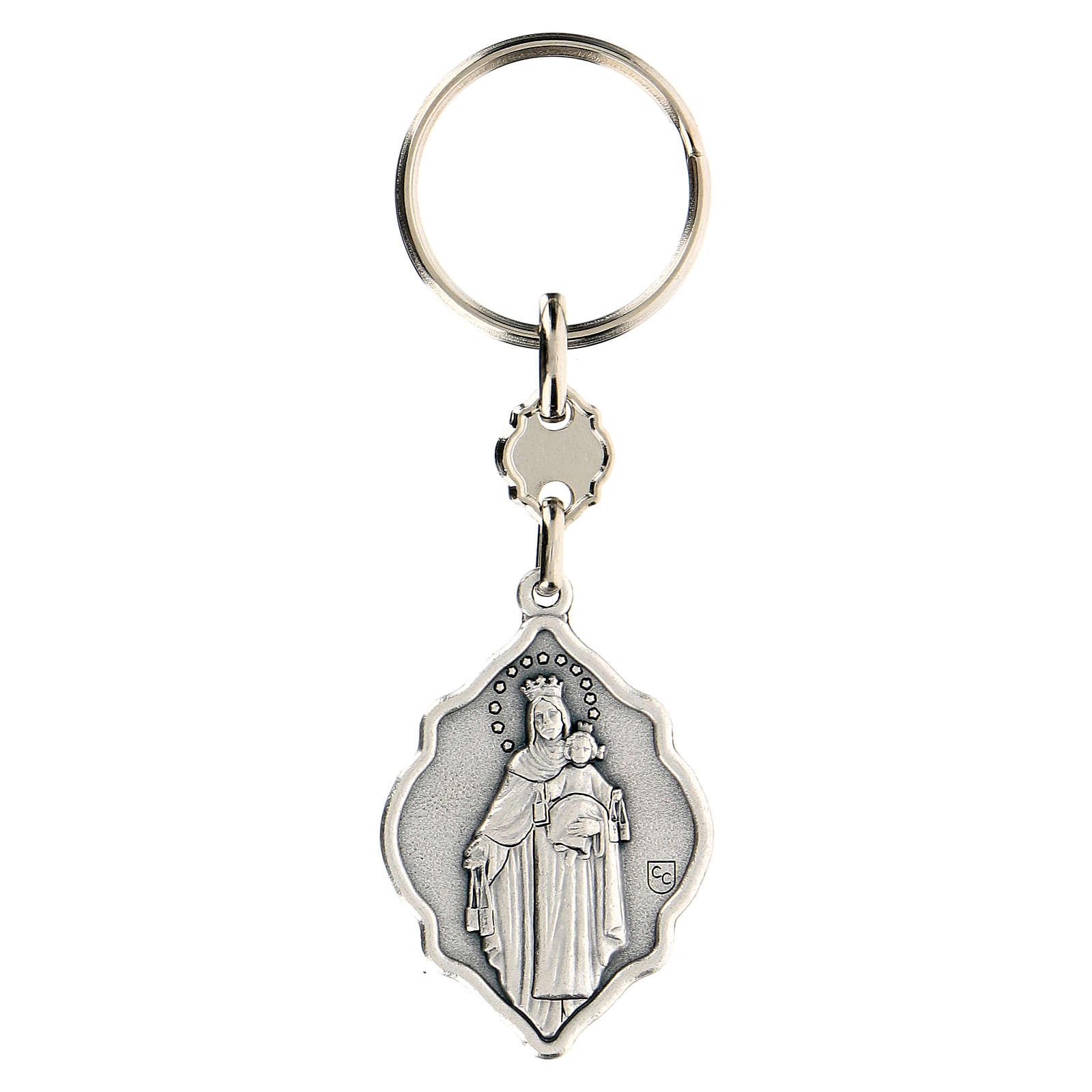 Llavero Virgen del Carmen 3